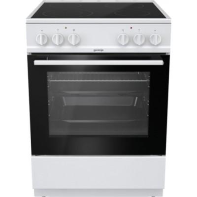 Gorenje EC6141WC Ηλεκτρική κουζίνα κεραμική