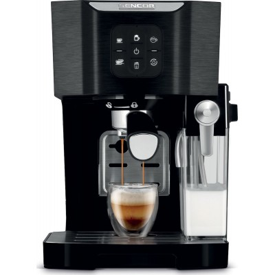 Sencor SES 4040 BK Μηχανή espresso