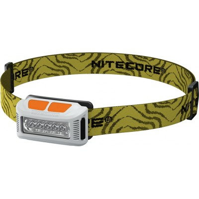 NiteCore NU10 Επαναφορτιζόμενος Φακός Κεφαλής LED (White)