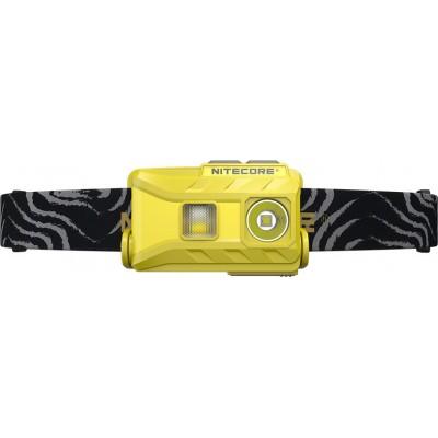 NiteCore NU25 Επαναφορτιζόμενος Φακός Κεφαλής LED (Yellow)