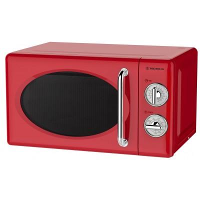 Morris MWRS-20700R Retro Red Φούρνος Μικροκυμάτων