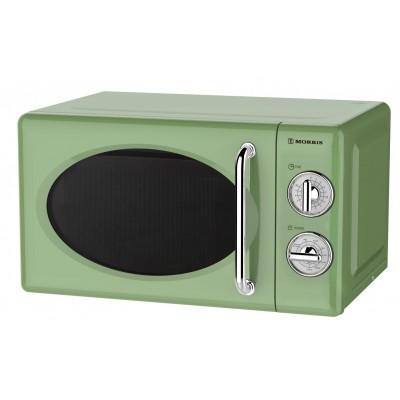 Morris MWRS-20702LG Retro Green Φούρνος Μικροκυμάτων