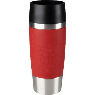 Tefal Travel Mug Red 0.5lt Κούπα Ταξιδίου Θερμός (K30842)