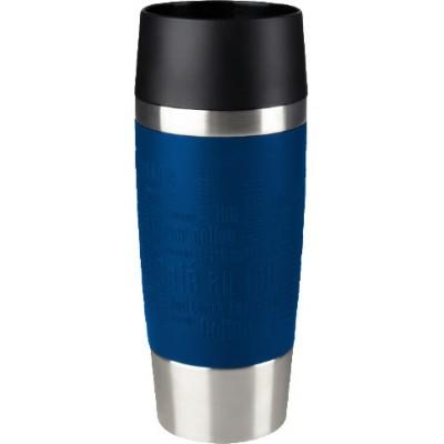Tefal Travel Mug Navy Blue 0.5lt Κούπα Ταξιδίου Θερμός (K30822)