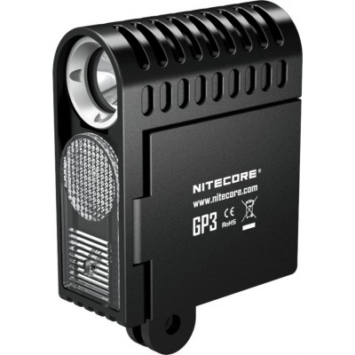 NiteCore GP3 Action Camera Light for GoPro / Sony