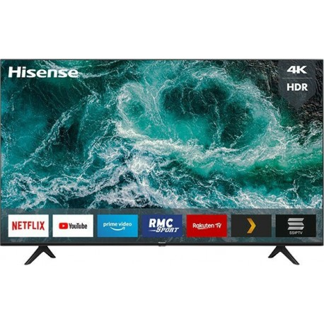 "Hisense 50A7100F Τηλεόραση 50"" Smart 4K UHD"