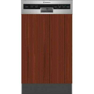 Morris SII-45109 Ημι-Εντοιχιζόμενο Πλυντήριο πιάτων