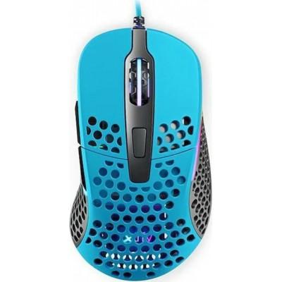 Xtrfy M4 RGB Ultra-Light Gaming Mouse Miami Blue