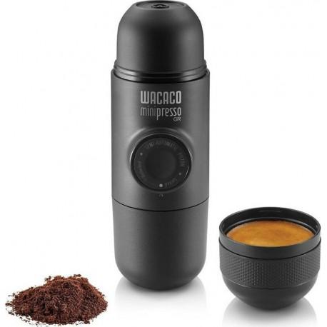Wacaco Minipresso GR Φορητή Μηχανή Espresso Για Αλεσμένο Καφέ