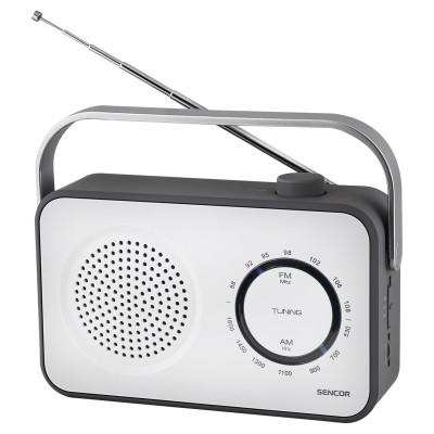 Sencor SRD 2100 White Φορητό Ραδιόφωνο