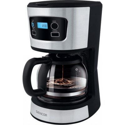 Sencor SCE 3700BK Καφετιέρα φίλτρου