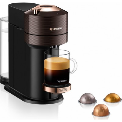 Delonghi ENV120.BW Vertuo Next Premium Rich Brown Μηχανή Nespresso
