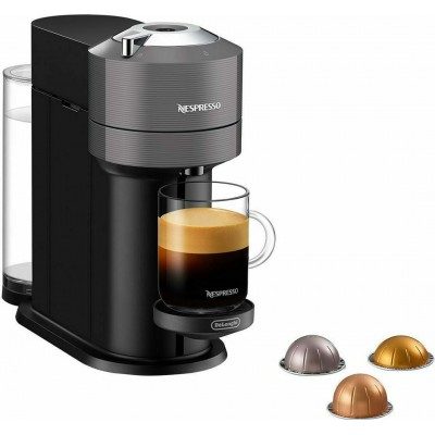 Delonghi Vertuo Next ENV120.GY Dark Grey Μηχανή Nespresso