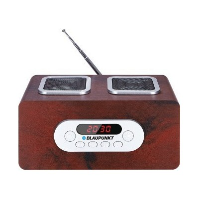 Blaupunkt PP5BR φορητό ραδιόφωνο ξύλινο