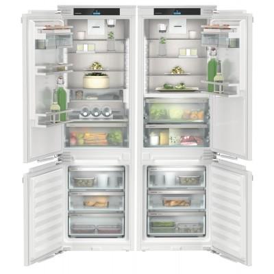 Liebherr IXCC 5155 Εντοιχιζόμενο Ψυγείο Ντουλάπα Side-by-Side