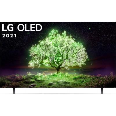 LG OLED65A16LA Τηλεόραση 65'' Smart 4K UHD
