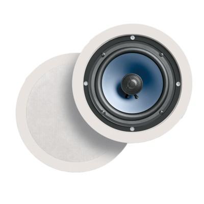Polk Audio RC60i (Ζεύγος) Ηχεία οροφής χωνευτά White