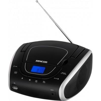 Sencor SPT 1600 BS Φορητό CD player