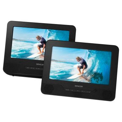 Sencor SPV 7771 Φορητό Διπλό DVD Player