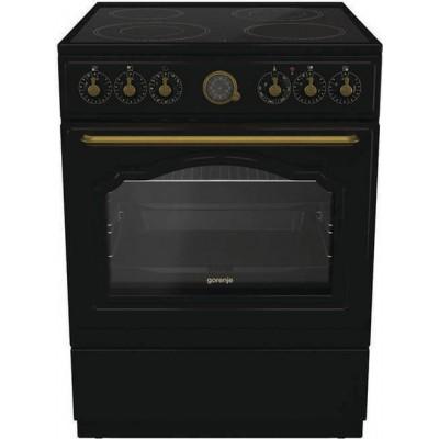 Gorenje ECS6250CLB-739098 Classico Κεραμική κουζίνα (034023001)