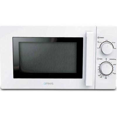 OMNYS MWN-MM72021W White Φούρνος μικροκυμάτων