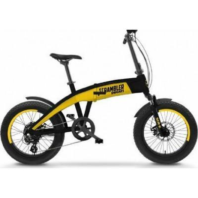 "Ducati SCR-e 20"" Ηλεκτρικό Ποδήλατο"