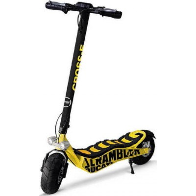 Ducati Scrambler Cross-E Yellow Ηλεκτρικό Πατίνι